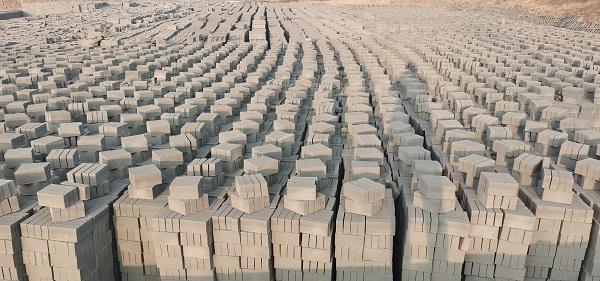 石膏砌块青砖
