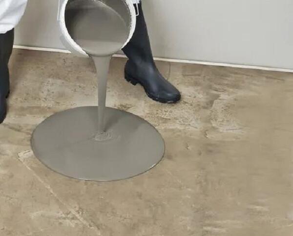 水泥基自流平砂浆