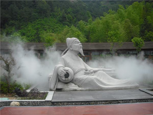 雾森喷雾降温系统-人造雾降温设备原理及运用领域