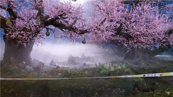 你知道人造雾与景观元素的组合吗?今天小编带你了解