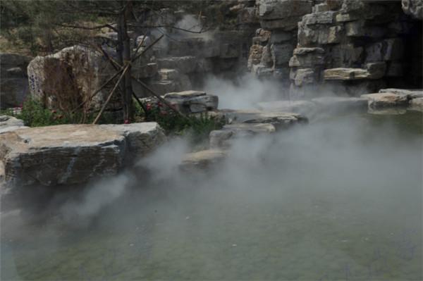 景观造雾厂家