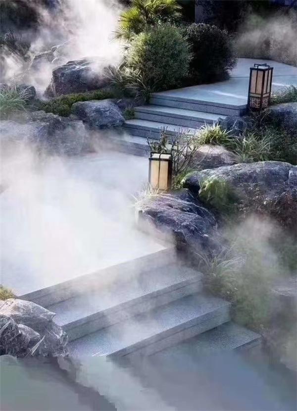 冷雾降温设备