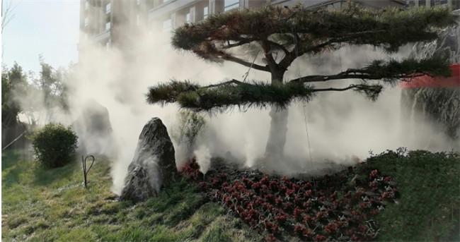 了解雾森系统、人工造雾设备的应用