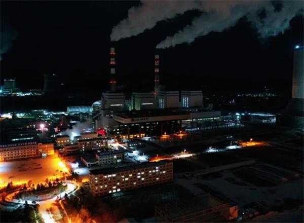 内蒙古消防验收项目-热电厂扩建项目