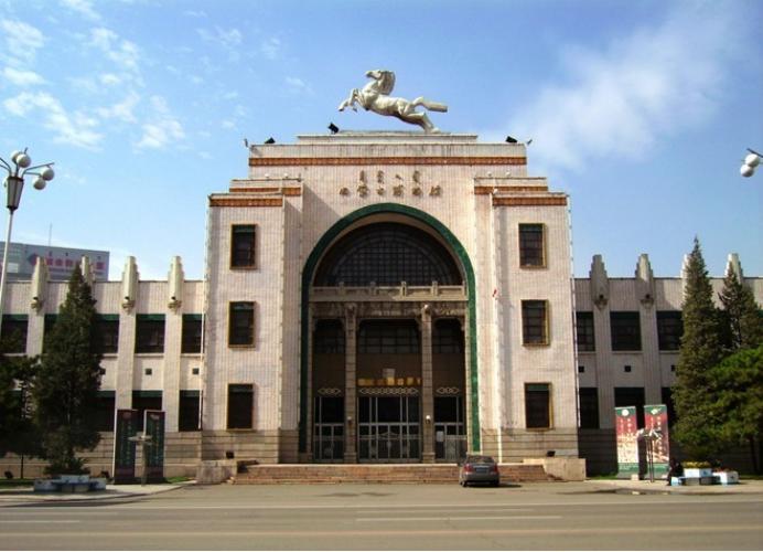 宣安与内蒙古博物馆的合作案例