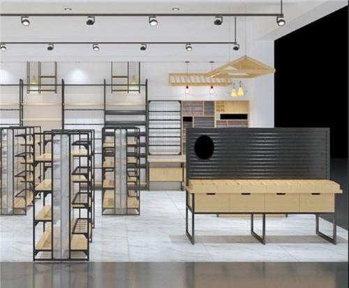 公司装修制作展厅展柜注意的事项有哪些?