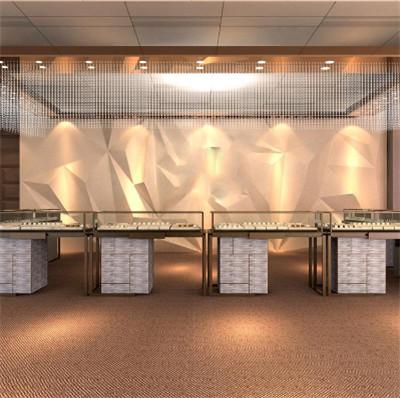 西安烤漆展柜制作