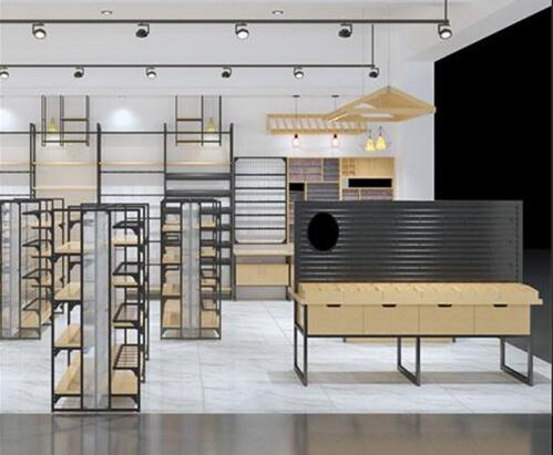 那么服装展柜定制怎么合理利用空间呢?