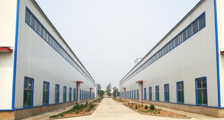 山西元立科技厂房展示