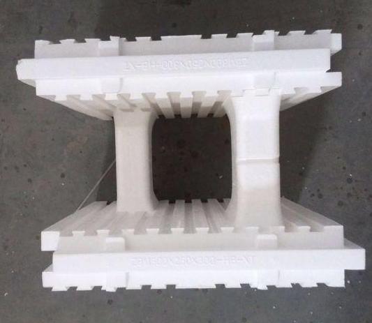 EPS模块建房为什么能够冬暖夏凉?