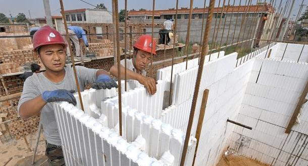 山西石墨聚苯板:空腔聚苯保温模块EPS建房存在的问题。