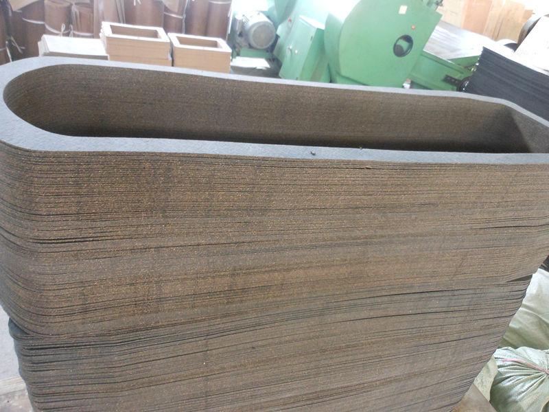 陕西软木橡胶垫应用案例