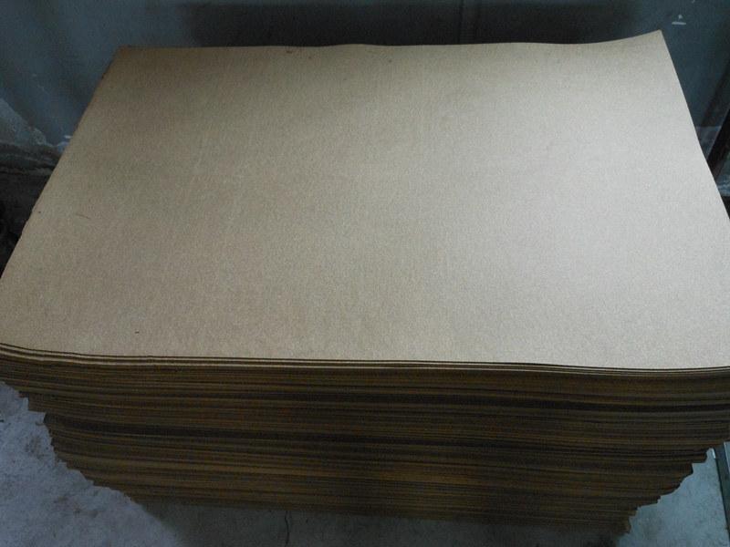 本色软木橡胶剖切板