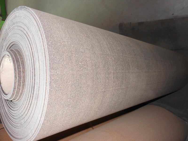 陕西软木卷材生产