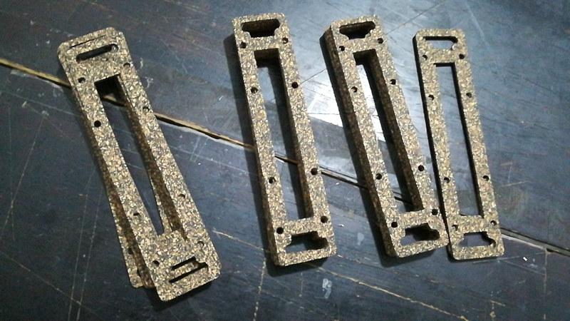 陕西软木橡胶垫生产