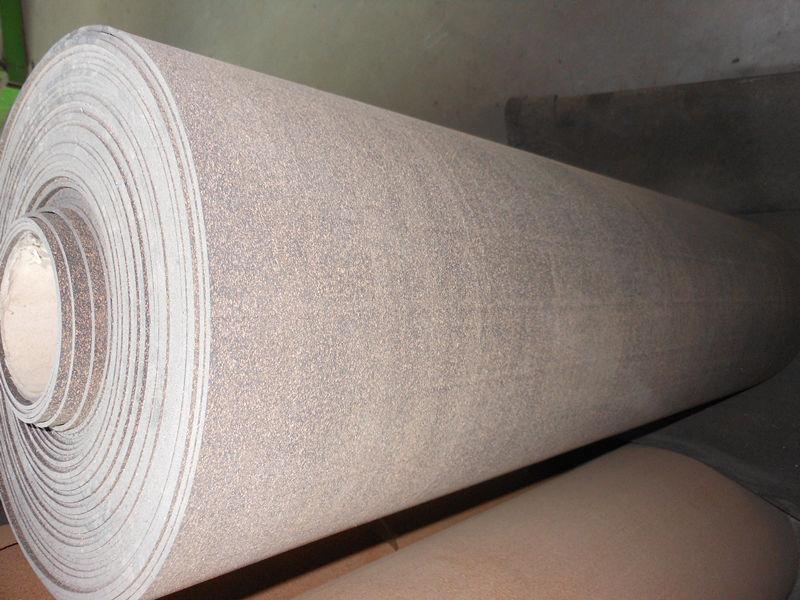 陕西软木卷材应用案例