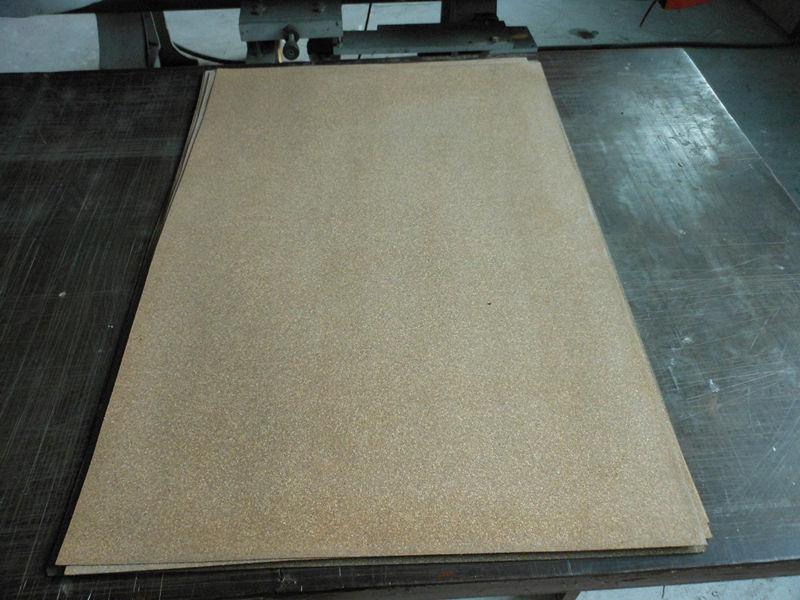 软木橡胶剖切纸应用案例