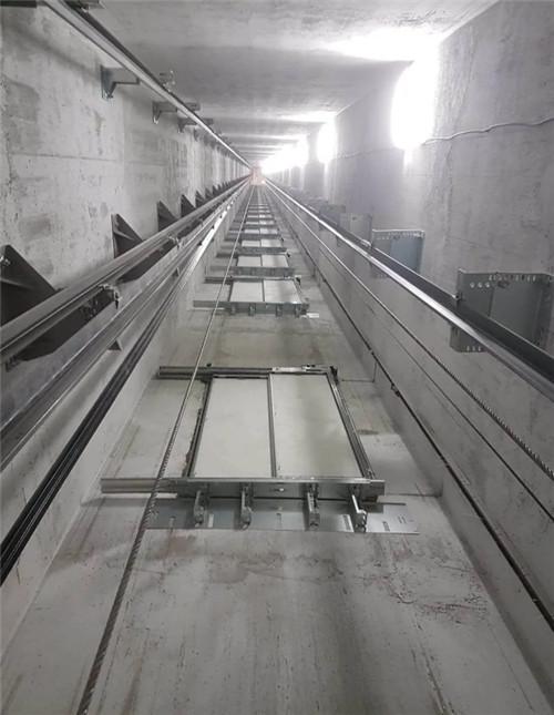 你没有见过的井道电梯