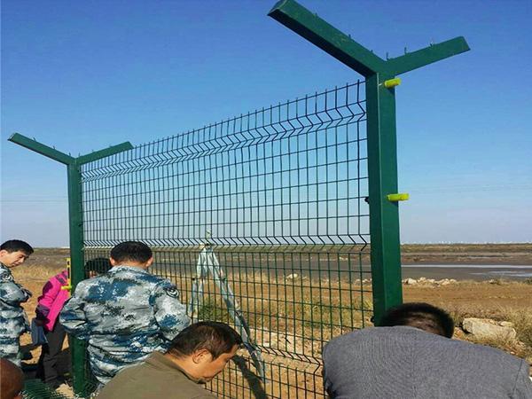四川护栏网安装成功案例