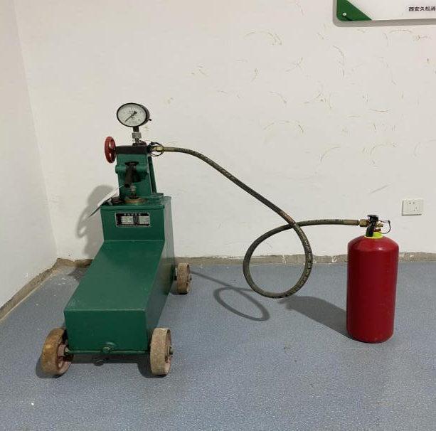 灭火器试压泵