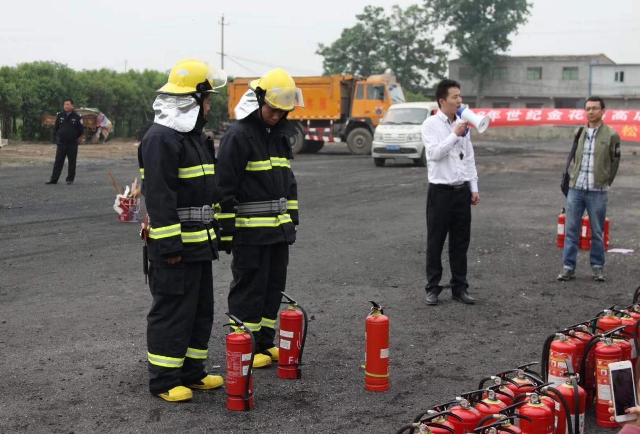 关于西安消防器材的使用,你懂多少?
