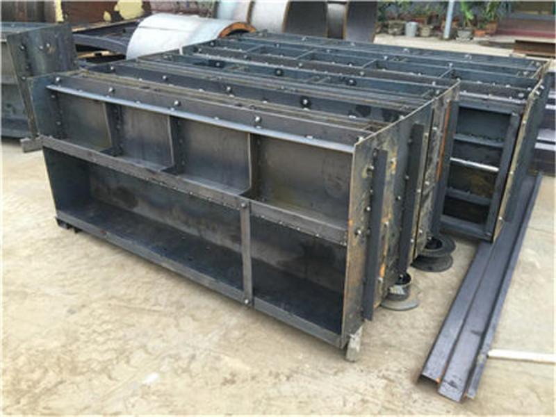 桥梁钢模板生产