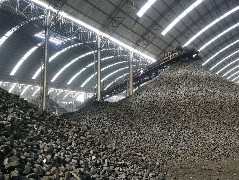 神木鑫大鹏煤炭公司科普:块煤存放方法!