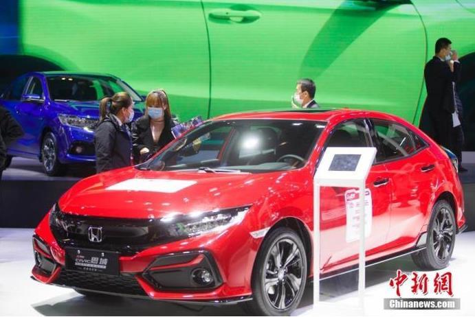 商务部:前5个月全国汽车市场保持较快增长态势