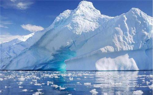 世界曾经的大冰山不复存在!