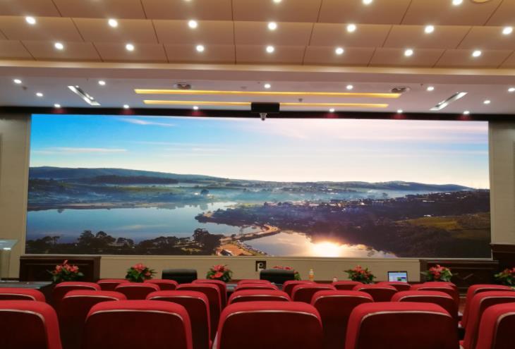 中视瑞航室内全彩LED显示屏的特点和功能介绍