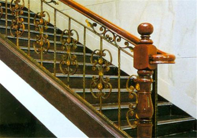西安铁艺楼梯