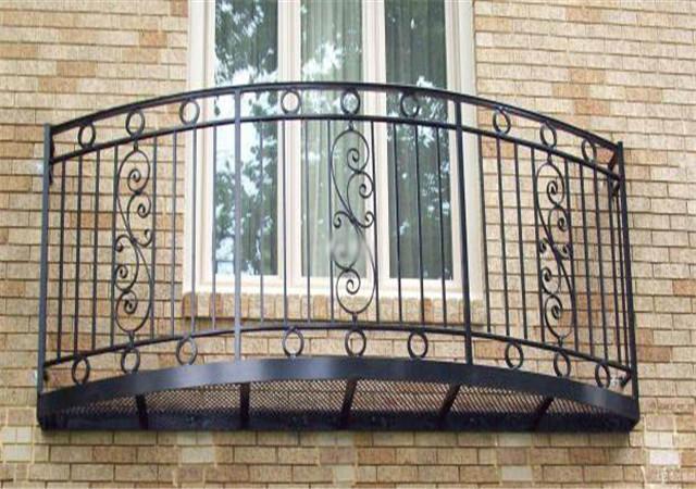 西安阳台围栏