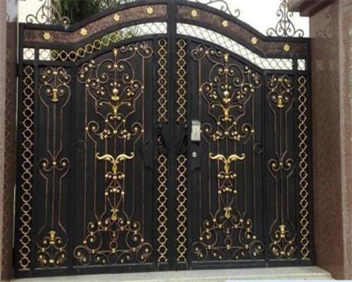 怎么样安装西安铁艺大门,有什么好方法!