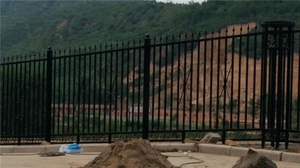西安铁艺围栏