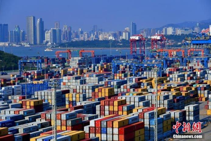 上半年全國新設外資企業超2.3萬家 增長47.9%