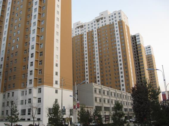 延安市志丹县新家园小区