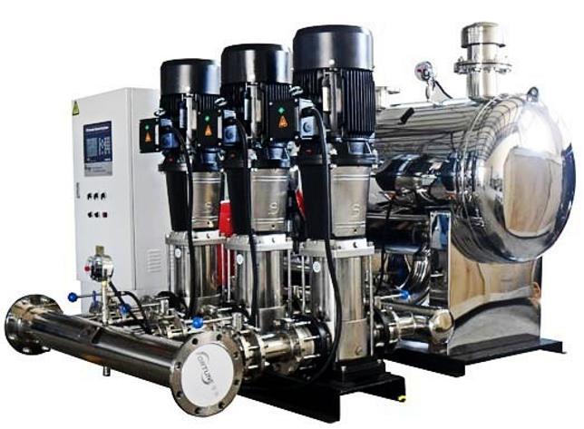 罐式无负压变频供水设备和箱式无负压变频供水设备介绍