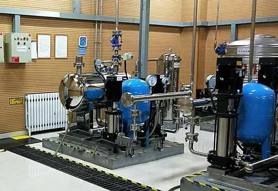 变频恒压供水设备常见的问题及处理方法