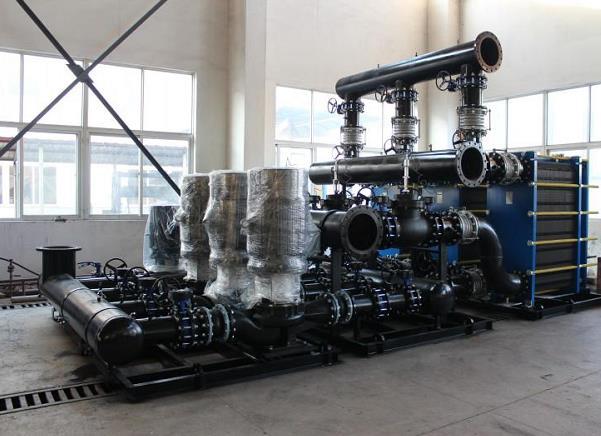 中瑞电气科技有限公司-板式换热机组的优势介绍