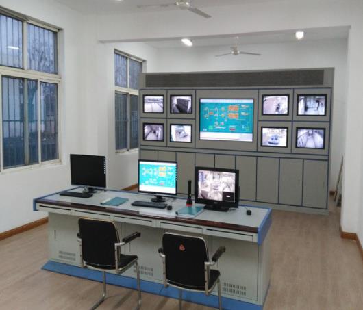陕西热力站计算机(远程)监控系统