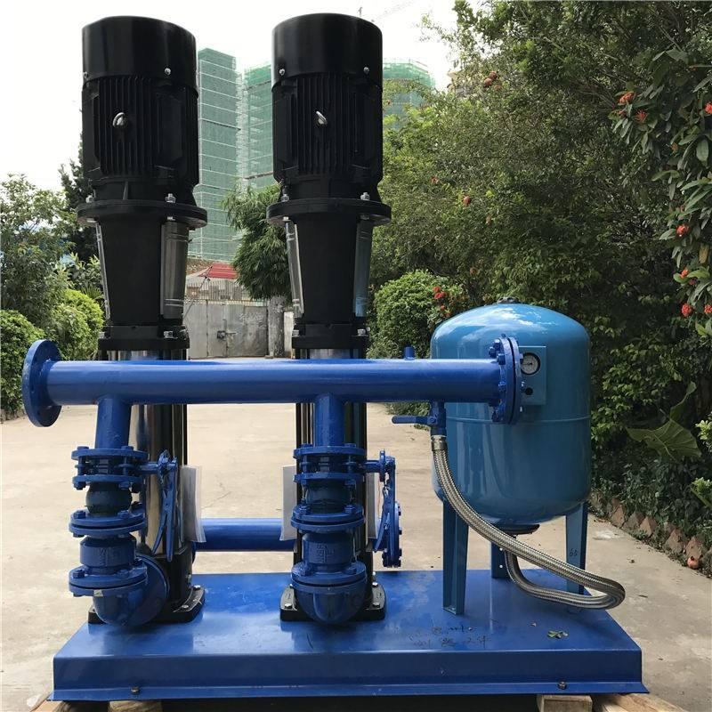 无负压供水设备优点详解