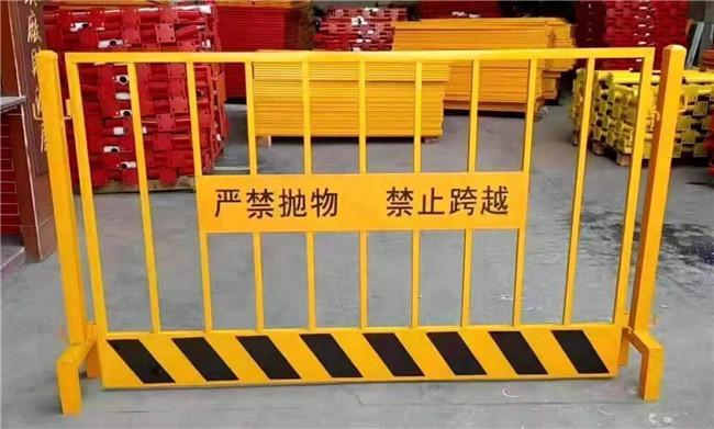 基坑护栏港务区案例