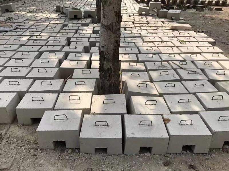 新水泥墩子案例