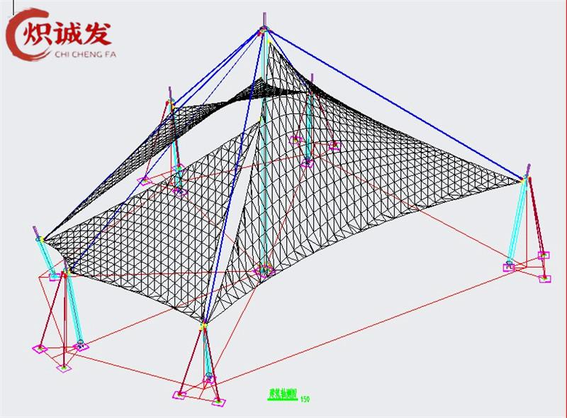 四川张拉膜设计