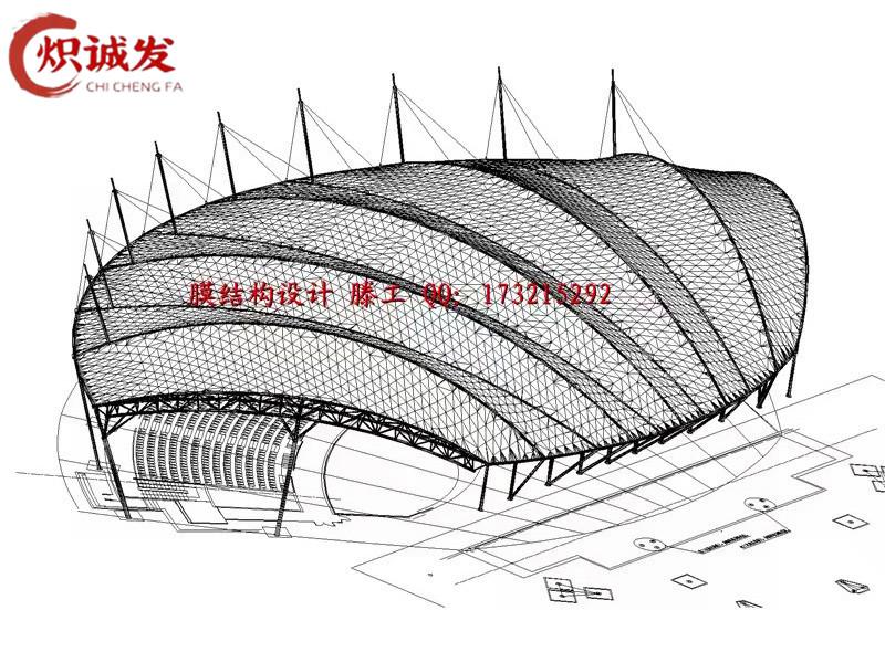 重庆膜结构设计