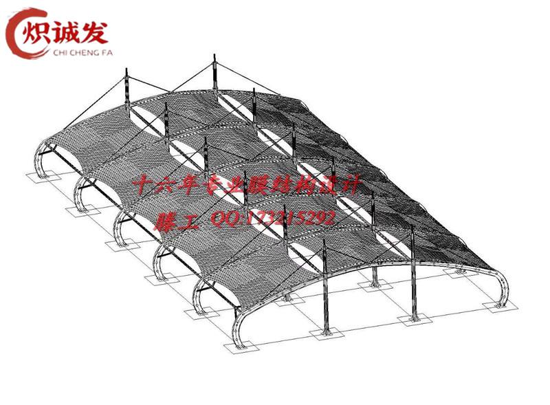 重庆膜结构设计公司