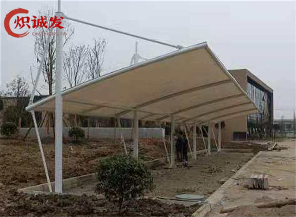 四川膜结构车棚公司