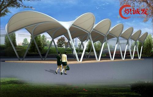 四川膜结构建筑的九大优点,你知道几个呢?