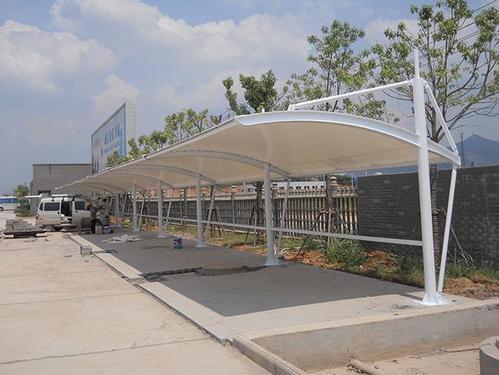 四川膜结构停车棚的设计初期要考虑哪些问题?