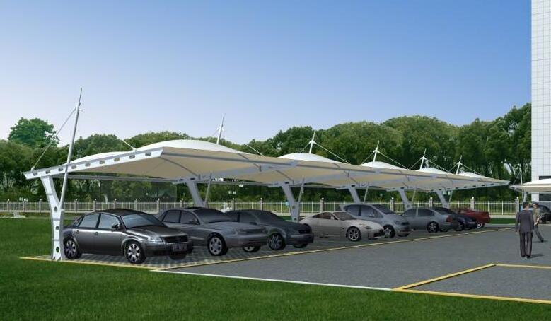 四川膜结构车棚的包装和运输的注意事项